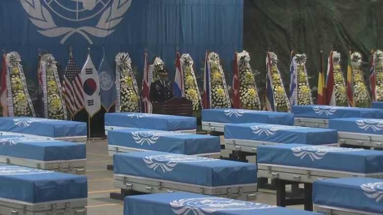 "DNAだけではない! ""遺骨が語るサイン""を読み解く 北朝鮮から55柱の米兵返還"