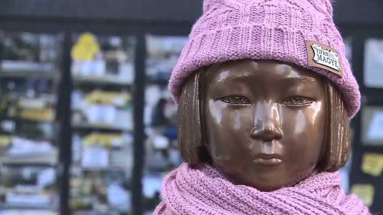 韓国が慰安婦財団「解散」発表…しかも慰安婦像は日韓合意後に倍増していた!