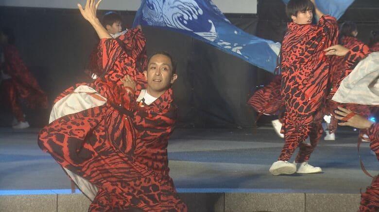 """「またあのステージに立ちたい」""""どまつり""""参加者が悪性リンパ腫発症 支えてくれた仲間と共に復活の演舞へ"""