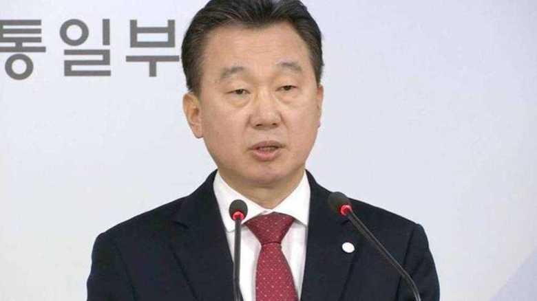 韓国統一省が公式見解  「事件の背後に北朝鮮の存在」