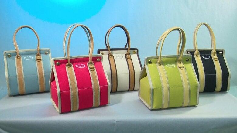 主婦目線から開発したら売り切れ続出…デザイン性と機能性兼ね備えた保冷バッグ 製造追い付かず「困った」