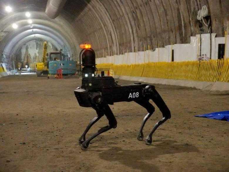 四足歩行ロボ「Spot」を鹿島建設が土木工事現場に導入…何ができるのか聞いてみた