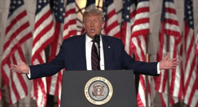 連日登場し3年半の成果を強調 「トランプ・ハイジャック」の共和党大会で鮮明になった再選戦略