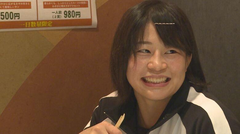 婚約者のコーチと五輪金へ…吉田沙保里さんの後継者・向田真優 自宅でもレスリング漬けで「最高の状態に」