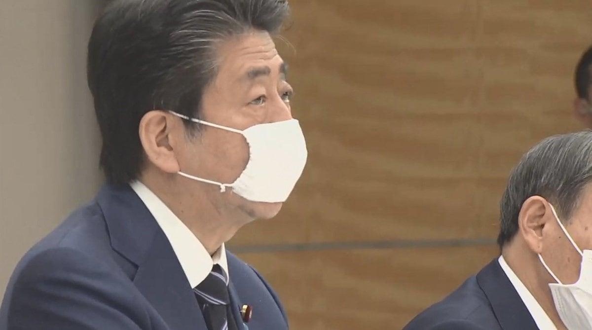 小さい マスク 安倍 首相 【画像】安倍総理のマスクが変わった!小さい?給食当番みたいだから?理由を検証 ソロモンNews
