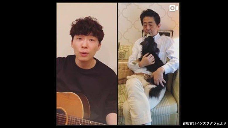 「インスタライブでQ&Aを!」安倍首相の星野源さんコラボ動画を見た若者のリアルな声と海外の先例