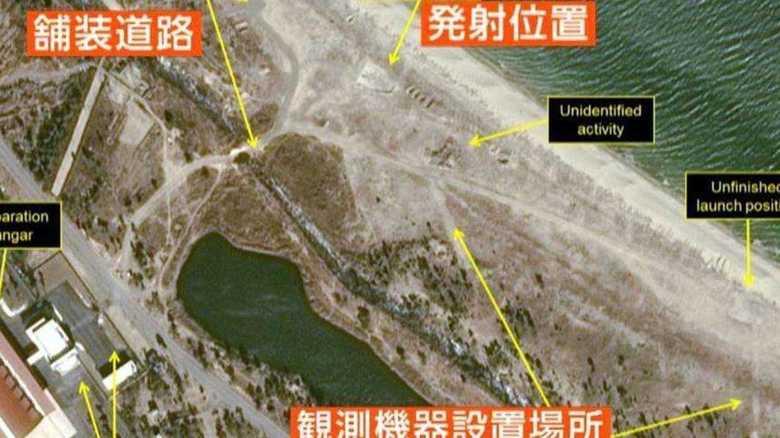 米研究機関  北朝鮮のICBM発射準備進行の可能性ありと分析