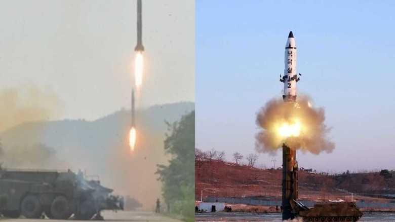北朝鮮が弾道ミサイル4発を発射  日本は複数同時発射に対応できるのか?