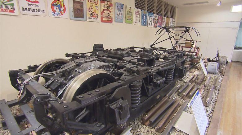 パンタグラフから列車の制御盤まで…マニアックで渋い展示が人気の「名鉄資料館」 年内閉館で全国からファン殺到中