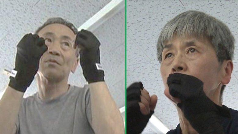 還暦過ぎた夫婦がボクシングに挑戦 20代30代のメニューもこなし「違う自分になったような感じ!」【福島発】