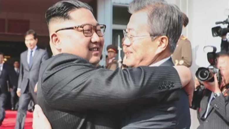 韓国人射殺で金委員長が謝罪も…文在寅政権熱望の「南北融和」は難航か