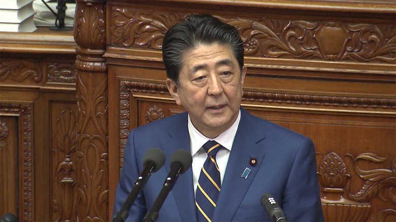 安倍首相演説に「韓国は最も重要な隣国」が復活 ただし「元来」が付き、約束順守を要求 切実メッセージに込められた思い