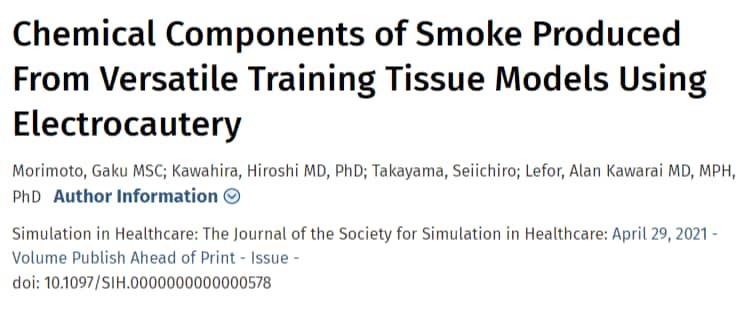 植物由来の手術トレーニング用模擬臓器・VTTの安全性について、論文公開のお知らせ【KOTOBUKI Medical株式会社】