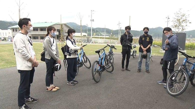 「車だと見逃すことに出会える」サイクリング観光ガイドツアーで巡る…陸前高田市の自然や文化【岩手発】