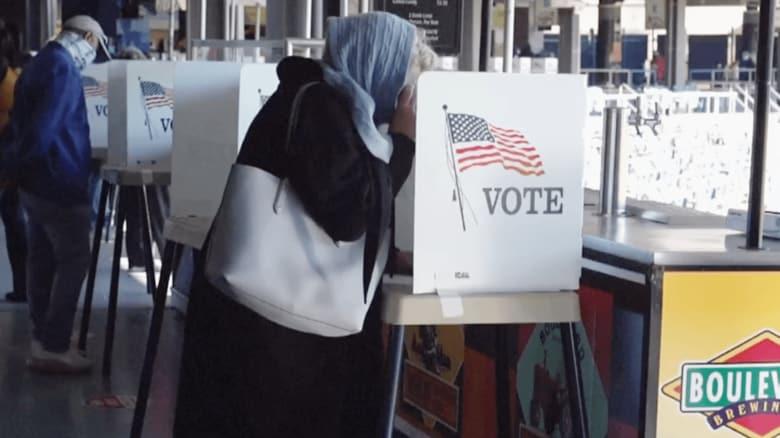 アメリカ大統領選 すでに結果判明の州も…カギは郵便投票の集計【開票速報】