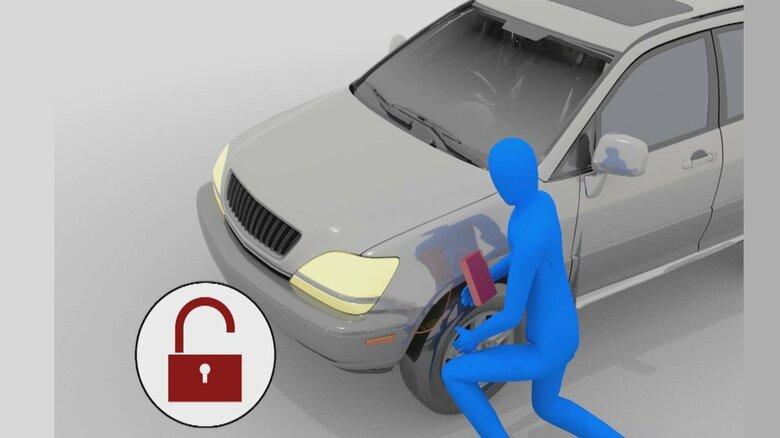 """専門家「高い車ほど今盗まれやすい」…レクサスLXやプラド被害か 新たな手口""""CANインベーダー""""とは"""