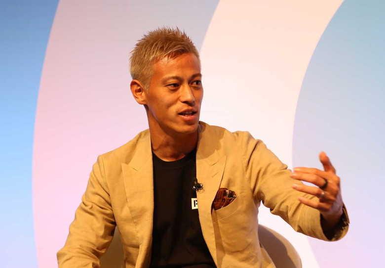 「思想は本当に未来」本田圭佑が「ブロックチェーン・ファンド」に参入する理由