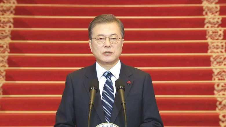【全文掲載】韓国・文大統領演説「輸出管理強化撤回で日韓関係は発展」