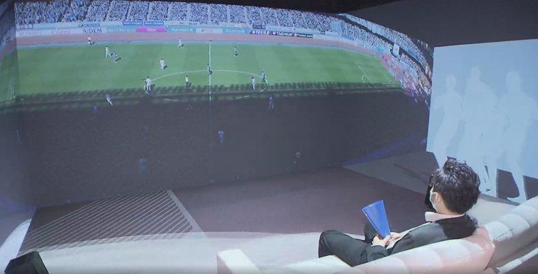 大歓声に紙吹雪!自宅でも現場さながらに試合観戦… ポストコロナに向け加速するリモート技術