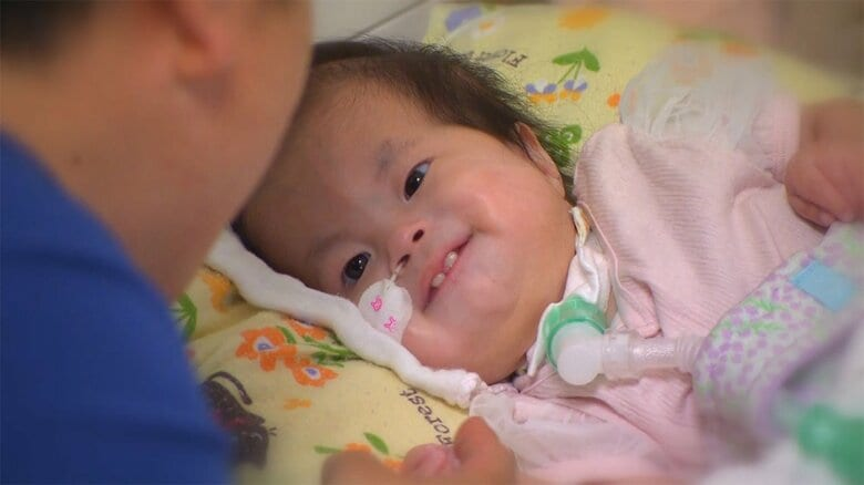 """重い障害のある子どもたちのデイサービス施設が開設 医療的ケア児も受け入れ """"休めなかった""""家族を支える【新潟発】"""