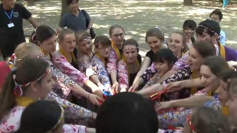 【動画】夢の舞台へ ≪よさこい≫が結ぶ高知とポーランドの絆