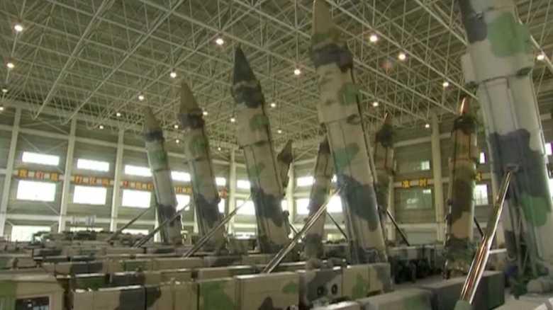 中国:新型弾道ミサイルDF-26旅団がもたらすこと