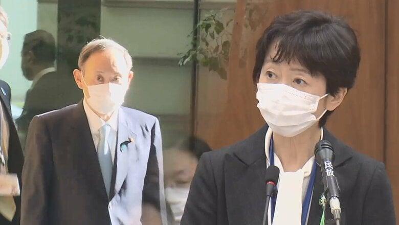 首相長男から高額接待「心の緩み」質問攻めの山田広報官に総務省の夫が助け舟も止まらぬ辞任論