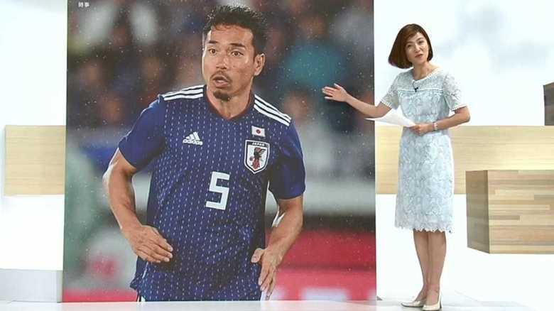 サッカー日本代表 〇〇が世界ランキング4位に!