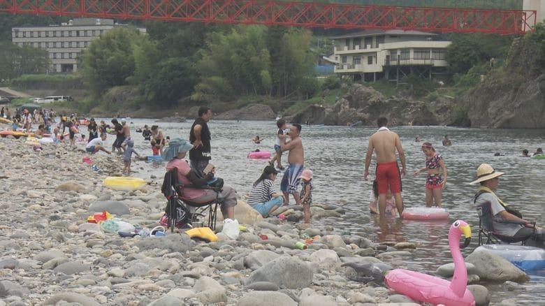 最も大切なのは「浮いていられる状態」…急増する川の事故 専門家が指摘する注意点「川の深さ」「渦」「急な雨」