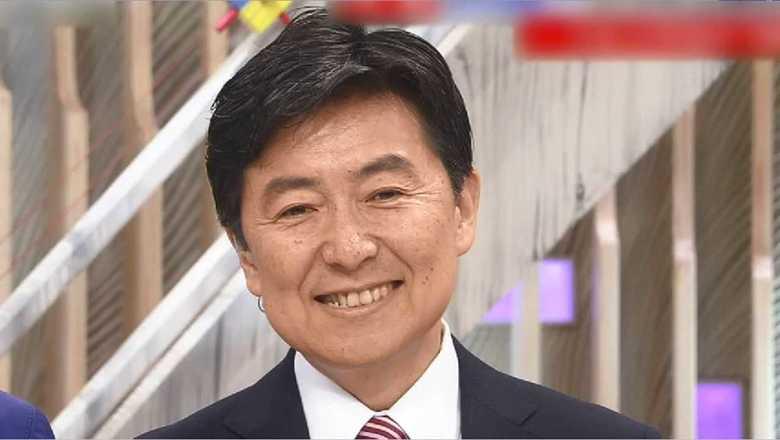 笠井信輔アナが悪性リンパ腫を公表…「立ち向かっていかなければ」