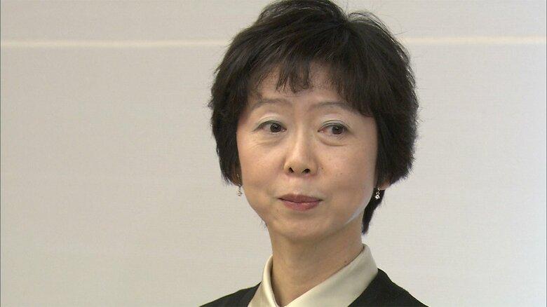 総務省接待問題の山田真貴子内閣広報官が 辞職願提出
