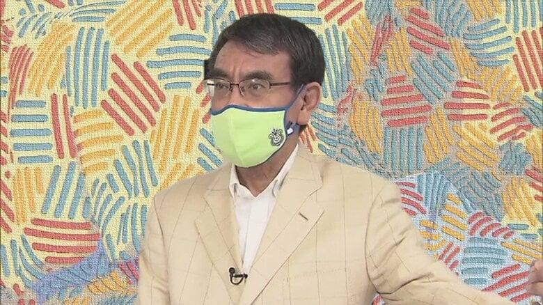 """河野大臣が語った""""日本アート大国化""""構想と中国の影 単独インタビュー詳報"""