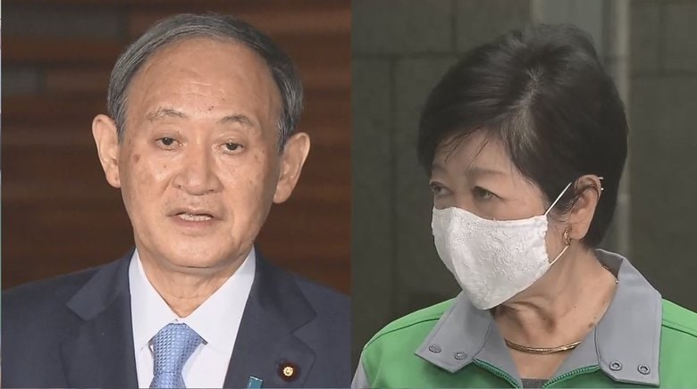 「総理との関係はいい」…「GoTo東京」急転直下の裏には菅・小池両トップの「ホットライン」