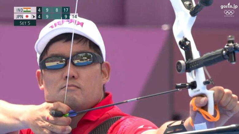 アーチェリー古川が個人で銅メダル 団体に続き今大会2個目