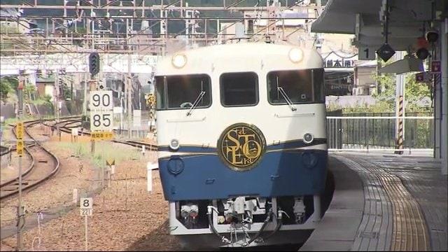 新型観光列車「エトセトラ」で瀬戸内海の景色を一望 トレインバーで広島の食も堪能
