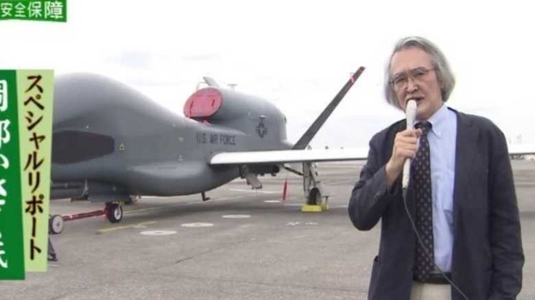 米軍が有事対応を大型無人偵察機で強化