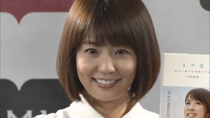 小林麻耶 年齢