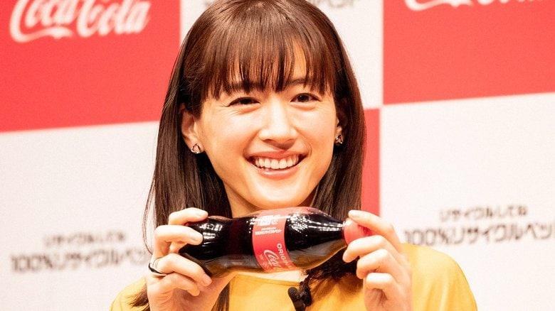 綾瀬はるか ついに腹話術を習得!? めざましくん人形で「おはよう!」に挑戦