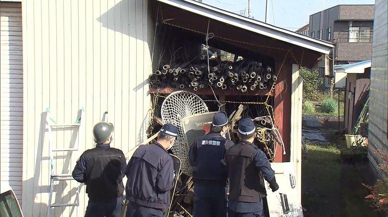 福井県福井市内でクマに襲われ男性2人が重軽傷~クマは捕獲