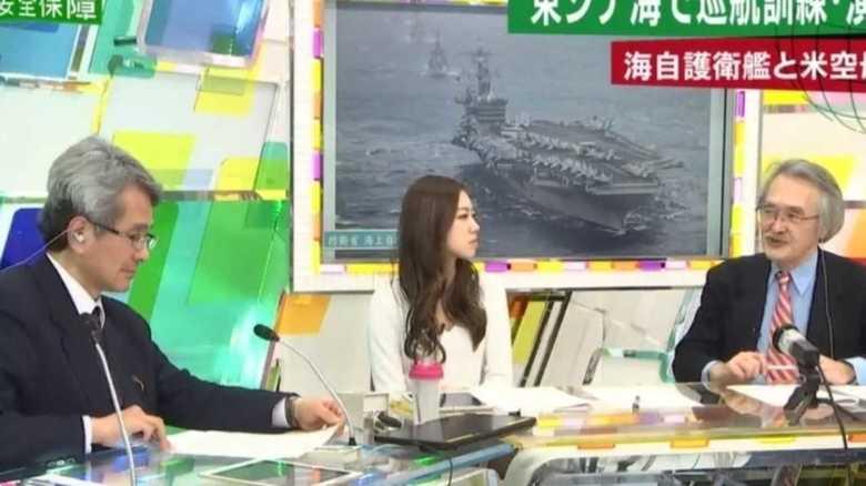 海上自衛隊が米第3艦隊、第7艦隊と2カ所同時演習