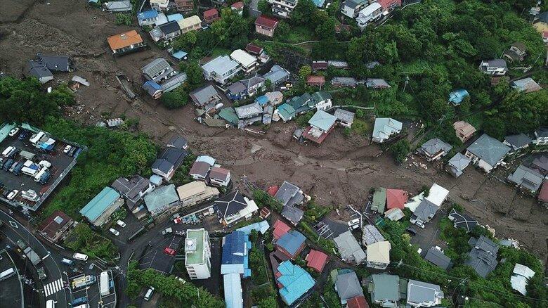 熱海・土石流災害でも活躍。「ドローン」撮影の写真が捜索活動を支える地図になる