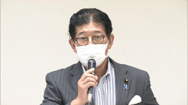 """「しかるべき制裁措置を」自民保守派 韓国が日系企業の資産現金化なら""""韓国政府への制裁""""を求める決議"""