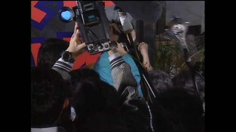 「完全にいつもと違うなと」オウム真理教 村井秀夫元幹部刺殺事件~平成を撮影したカメラマン~
