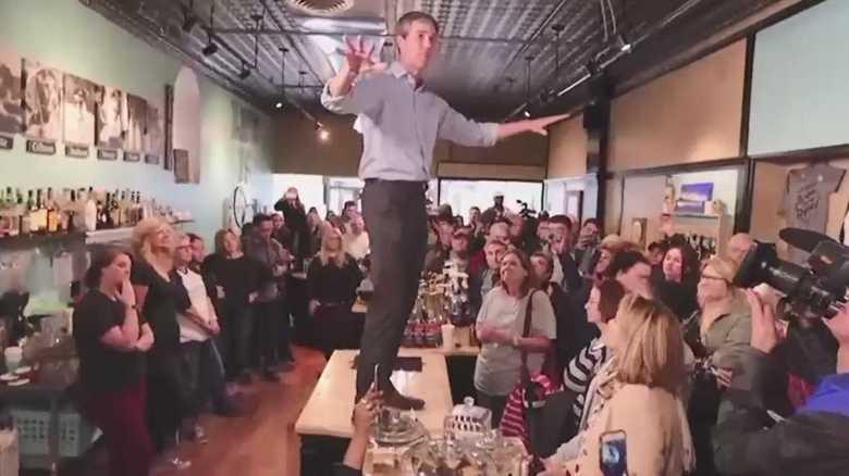 民主党のホープが出馬宣言 地元テキサス州が2020年大統領選のゲームチェンジャーに
