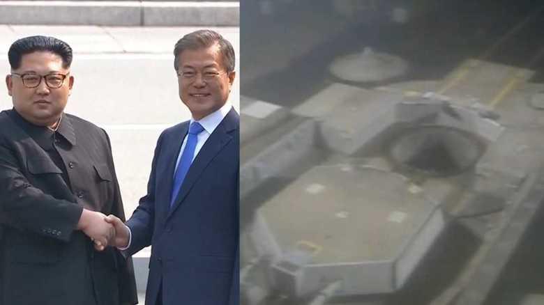 南北首脳会談の36時間前、米空軍はミニットマンⅢ型ICBM発射試験に成功