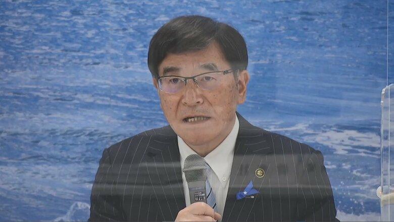 """「情に流されて…」富山県氷見市長が自ら自粛破り""""10人会食"""" 市民「みんな我慢しているのに」"""