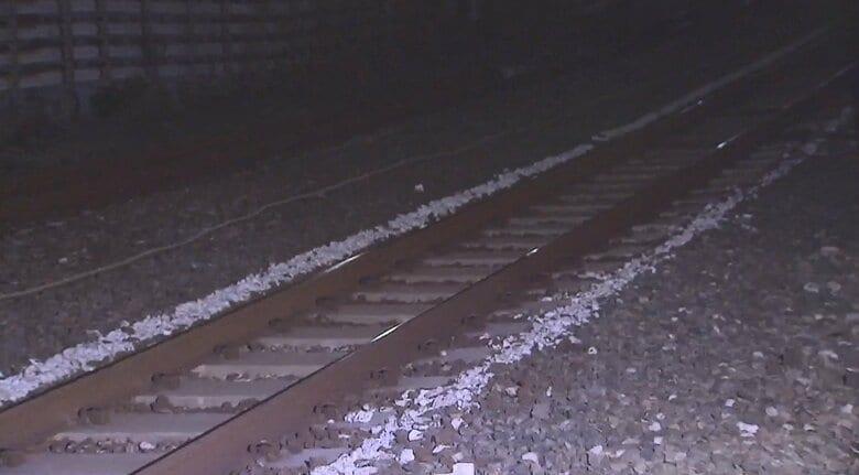 「引っ越したくない」1人で電車に乗り…以前の家に向かい線路内を歩いたか 小5男児が電車にはねられ死亡