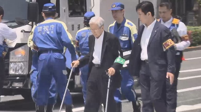 【速報】池袋暴走事故 飯塚幸三被告に禁錮5年の実刑判決