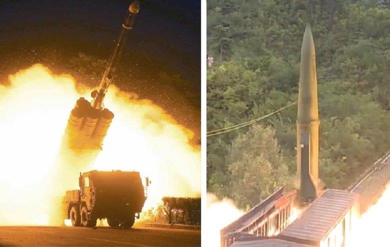 """日本のほぼ全域が射程、迎撃困難 """"北"""" 新型巡航ミサイルと不規則軌道ミサイル"""