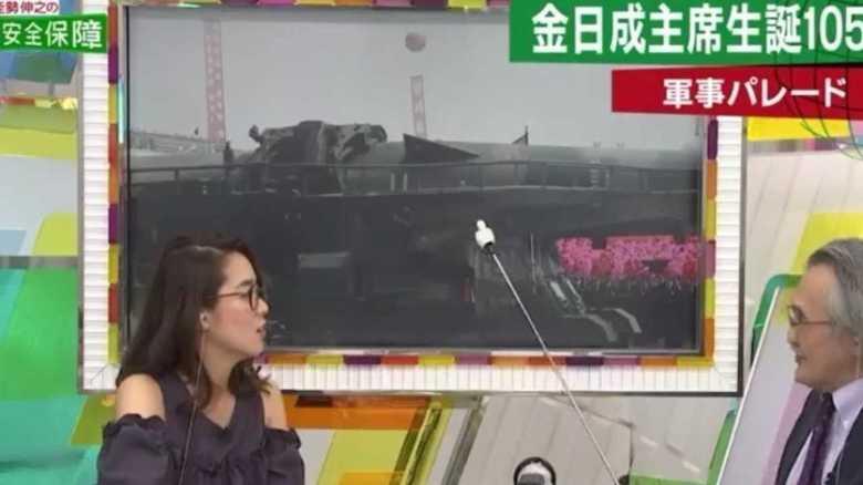 北朝鮮の軍事パレードでミサイル戦略がわかる